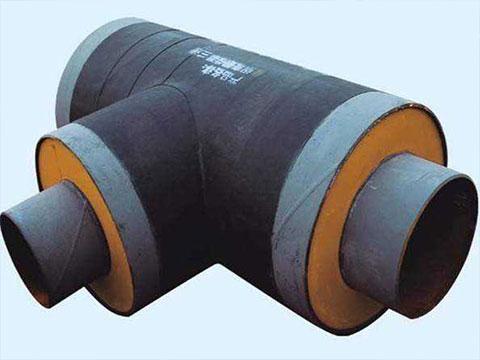 聚氨酯保温三通管件