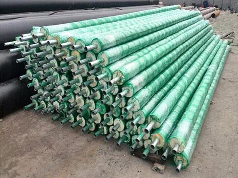 玻璃钢壳保温管