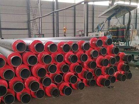 高密度聚乙烯壳保温管
